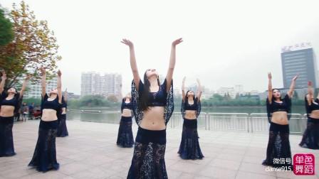单色舞蹈性感肚皮舞《匆匆那年》  郑州肚皮舞培训哪家好