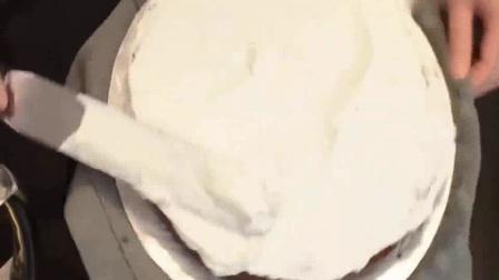 龙博士青汁酸奶戚风蛋糕 健康美味甜橙戚风蛋糕卷