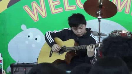 吉他指弹《Wind Song》