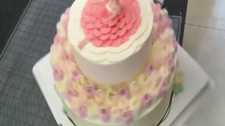 蛋糕的做法大全 美味下午茶 虎皮Q心蛋糕卷_学做菜视频