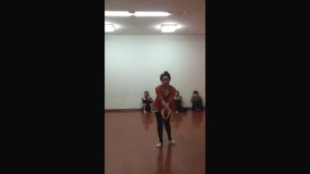 老师舞蹈演示《再唱洪湖水》