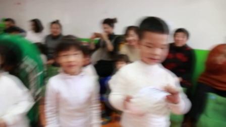 白山市浑江区第三幼儿园迎新联欢会