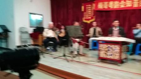 广东音乐《将军令》广州文化公园乐队,摄影英子