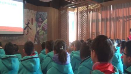 上海市娄山中学区级教研活动微课——王莉雯老师音乐课