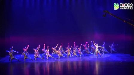 2016年第五届全国中小学生艺术展演 精彩舞蹈表演《花木兰》