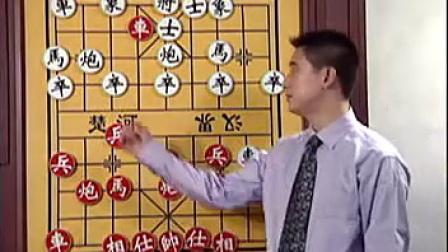中国象棋组杀绝技  马炮争锋.