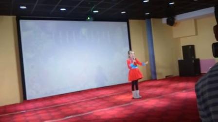 2017.12.30参加赤峰市第二届蒙古族少儿才艺电视大赛荣获二等奖