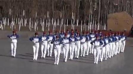 齐齐哈尔市龙沙区健身操快乐舞步--鹤舞鸣霄_标清_标清
