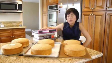 脆皮蛋糕的做法13用微波炉做蛋糕