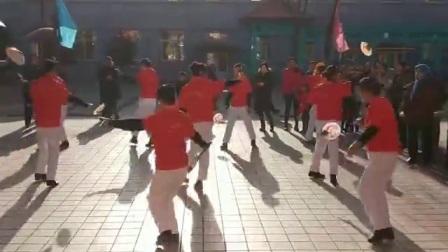 寒王村2018元旦晚会视屏