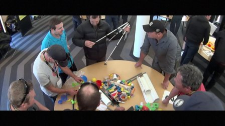 Chain Reaction Table Top | Innovation & Invention | Team Building Asia