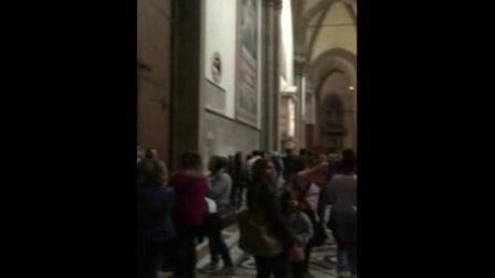 意大利圣母百花大教堂,领主广场,比萨斜塔