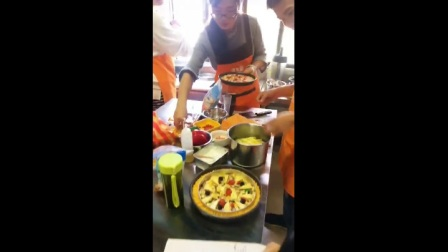 深圳披萨制作培训学校,比萨培训,披萨制作技术培训