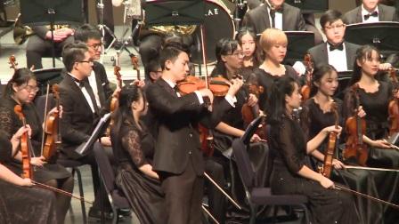 学校新年交响音乐会奏响梅溪湖国际大剧院
