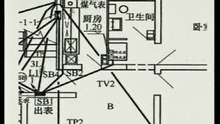 【建筑识图一日通】008(建筑识图一日通)建筑弱电工程施工图识....