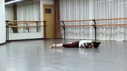 丰迪芭蕾成人现代舞—期末结课记录