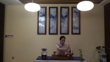 从零开始学泡茶【天晟138期、河北省邯郸市裴海燕】