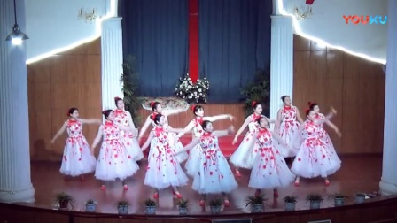 圣诞节舞蹈《平安夜》