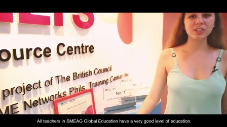 【菲英游学】在菲律宾学英语宿务SEMAG Classic学员采访三