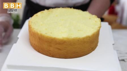 贝贝烘  蛋糕切胚技巧