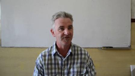 【菲英游学】菲律宾伊洛伊洛英语学校 We Academy 外教访问 Mr RODNEY HARBOUR