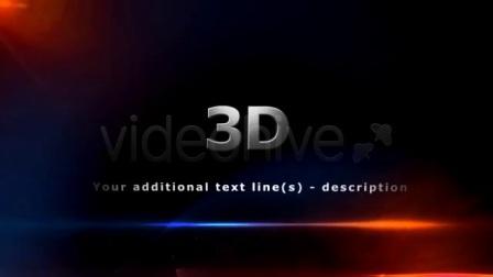 3d title maker animator ii