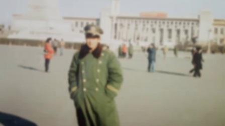 北京武警总队四支队三大队留念