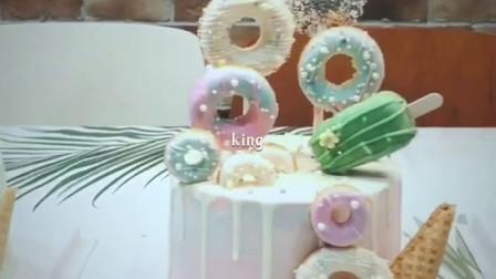 美丽蛋糕  甜蜜了爱情