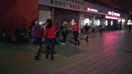 晴亮水兵舞团~阿霞&阿年练习第二套