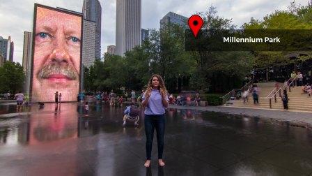 畅游芝加哥:游览城市公园