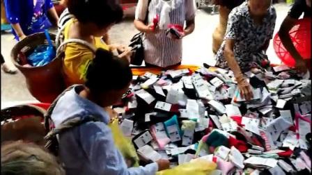 纯棉香销售火爆现场(1)