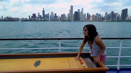 畅游芝加哥——海军码头