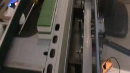 四口麻将机维修技术视频-升牌卡牌及升牌组合调试及摇背更换