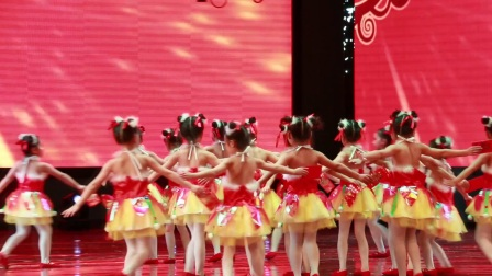 银河之星《压岁钱》靖边县蓝天少儿舞蹈培训选送 指导老师:张芳芳