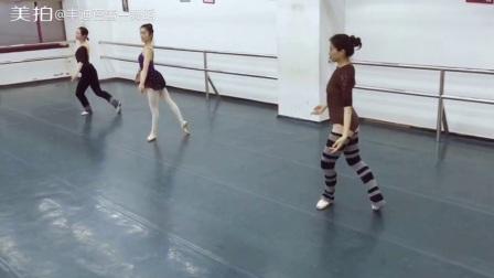 丰迪芭蕾成人班—足尖期末结课记录