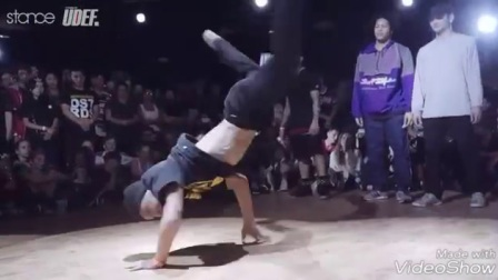 BBOY What a crazy headspin these are!