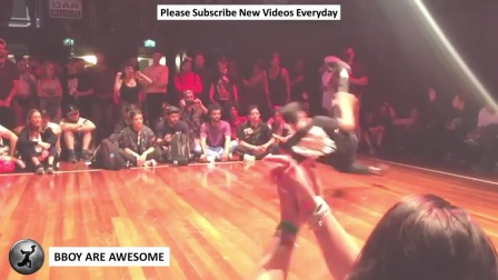 Bboy Lil G Power Move & Next Level, Airflare And Combos 2018