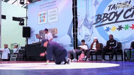 B-Girl Ram ➮ The Floorriorz [Solo Cut] ► TAIPEI BBOY CITY ◄ 2017
