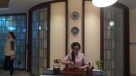 茶艺师培训,茶道,茶艺表演【天晟138期,山东省泰安市夏英梅】
