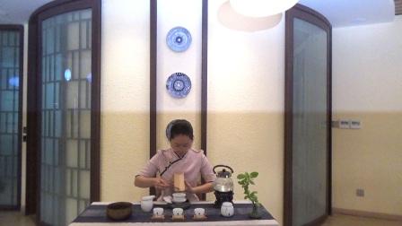 茶艺师培训表演【天晟138期,江苏省启东市沈亮亮】