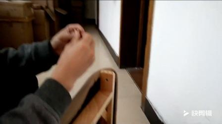 坐灸椅安装视频