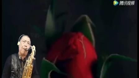 次中音萨克斯吹奏月光美人