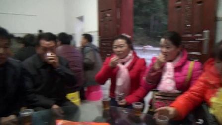 广西河池民间传统婚嫁习俗录像(下集)