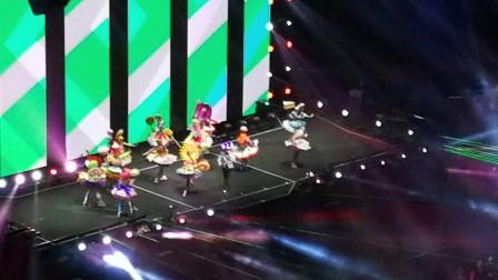 黎明2018上海演唱会《一比一》