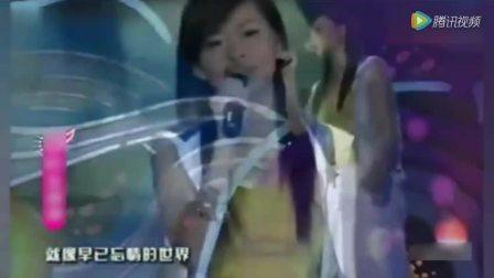 张靓颖2005超女现场演唱《你的样子》实力非凡 悦耳动听