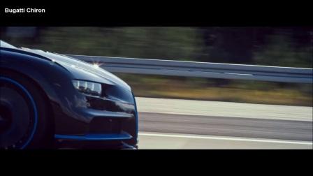 2018科尼赛克rs vs 2018布加迪Chiron世界上最快的汽车!