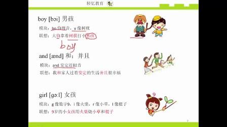 少儿外语培训英语单词练习动物英语单词