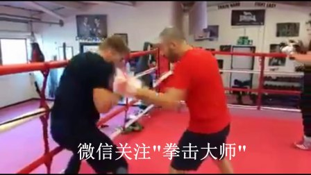 拳击大师:桑德斯的训练