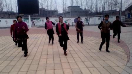 玉清泉广场舞健身操快乐舞步第一套