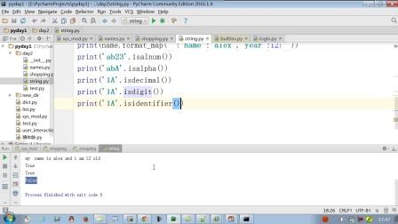 第二周-第11章节-Python3.5-字符串常用操作